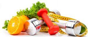 Dieta para empezar en el Fitness